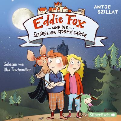 Eddie Fox und die Schüler von Stormy Castle