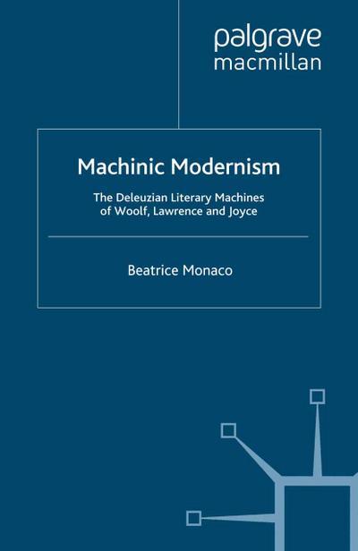 Machinic Modernism