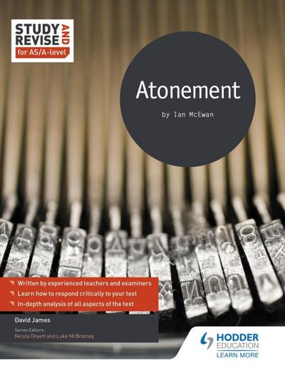 Study and Revise for AS/A-level: Atonement