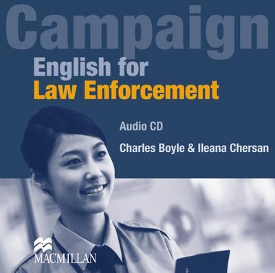 Campaign English for Law Enforcement