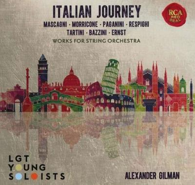 Italian Journey-Works For String Orchestra