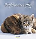 Tierfreundschaften 2019. Postkartenkalender