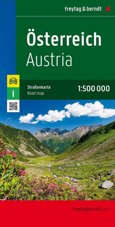 Österreich 1 : 500 000