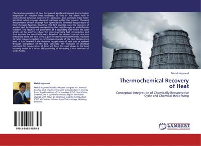 Thermochemical Recovery of Heat