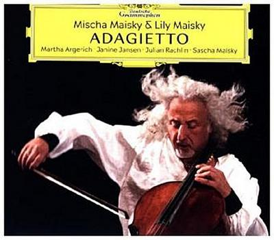 Adagietto, 1 Audio-CD