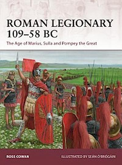 Roman Legionary 109 58 BC