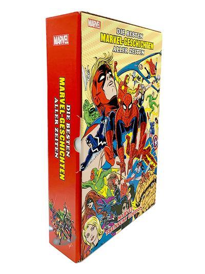 Die besten Marvel-Geschichten aller Zeiten: Marvel Treasury Edition