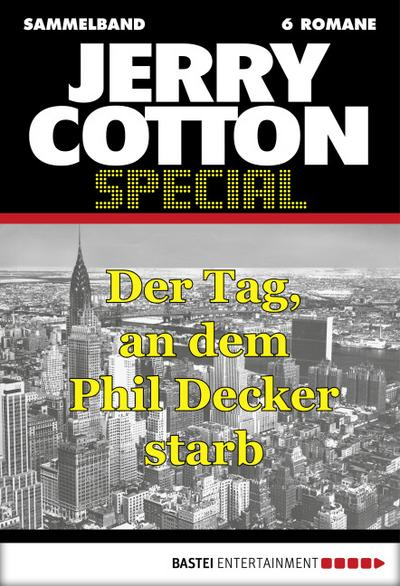 Jerry Cotton Special - Sammelband 5