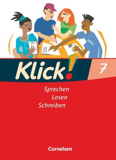 Klick! Deutsch - Westliche Bundesländer