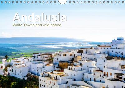 Andalusia (Wall Calendar 2019 DIN A4 Landscape)