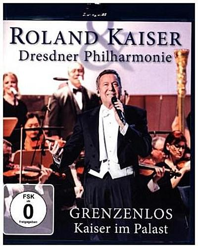 Grenzenlos - Kaiser im Palast, 1 Blu-ray