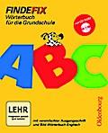 Findefix. Wörterbuch für die Grundschule. Englisch.