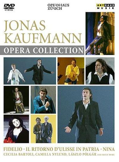 Jonas Kaufmann Opera Collection