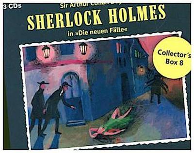Sherlock Holmes - Die neuen Fälle: Collector's Box 8