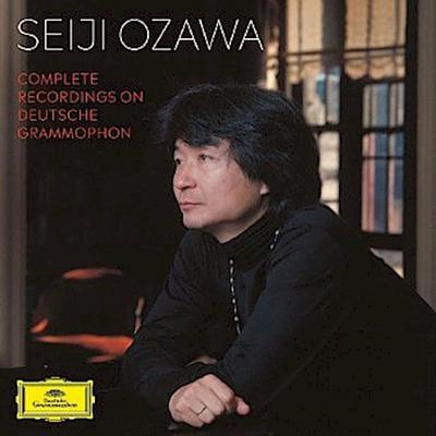 Seiji Ozawa - Complete Recordings on Deutsche Grammophon, 50 Audio-CDs (Limited Edition)
