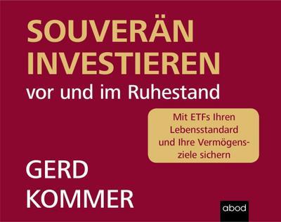 Souverän investieren vor und im Ruhestand, 6 Audio-CDs