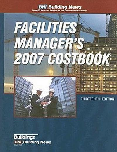Facilities Managers Costbook 2007