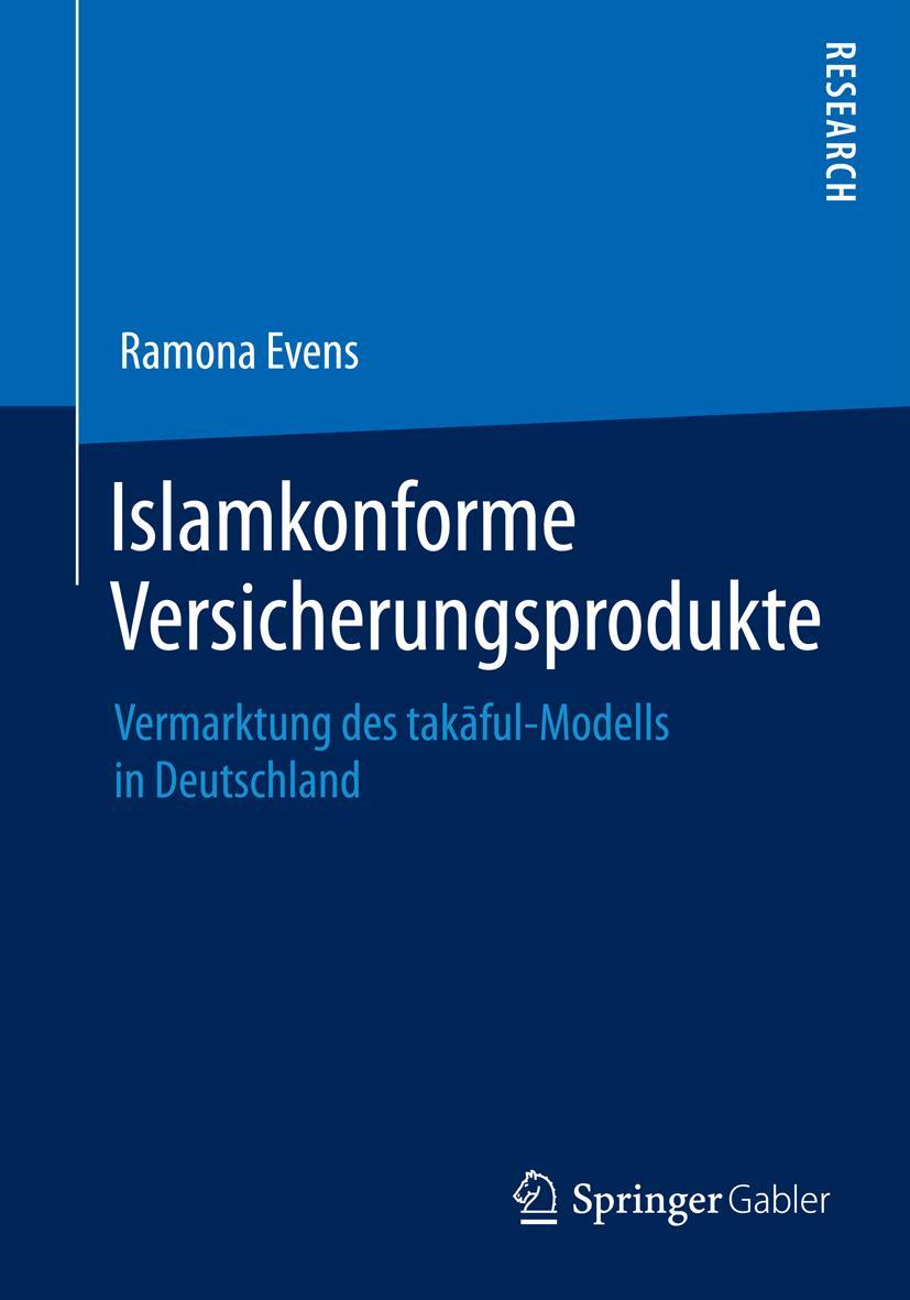 NEU Islamkonforme Versicherungsprodukte Ramona Evens 071790