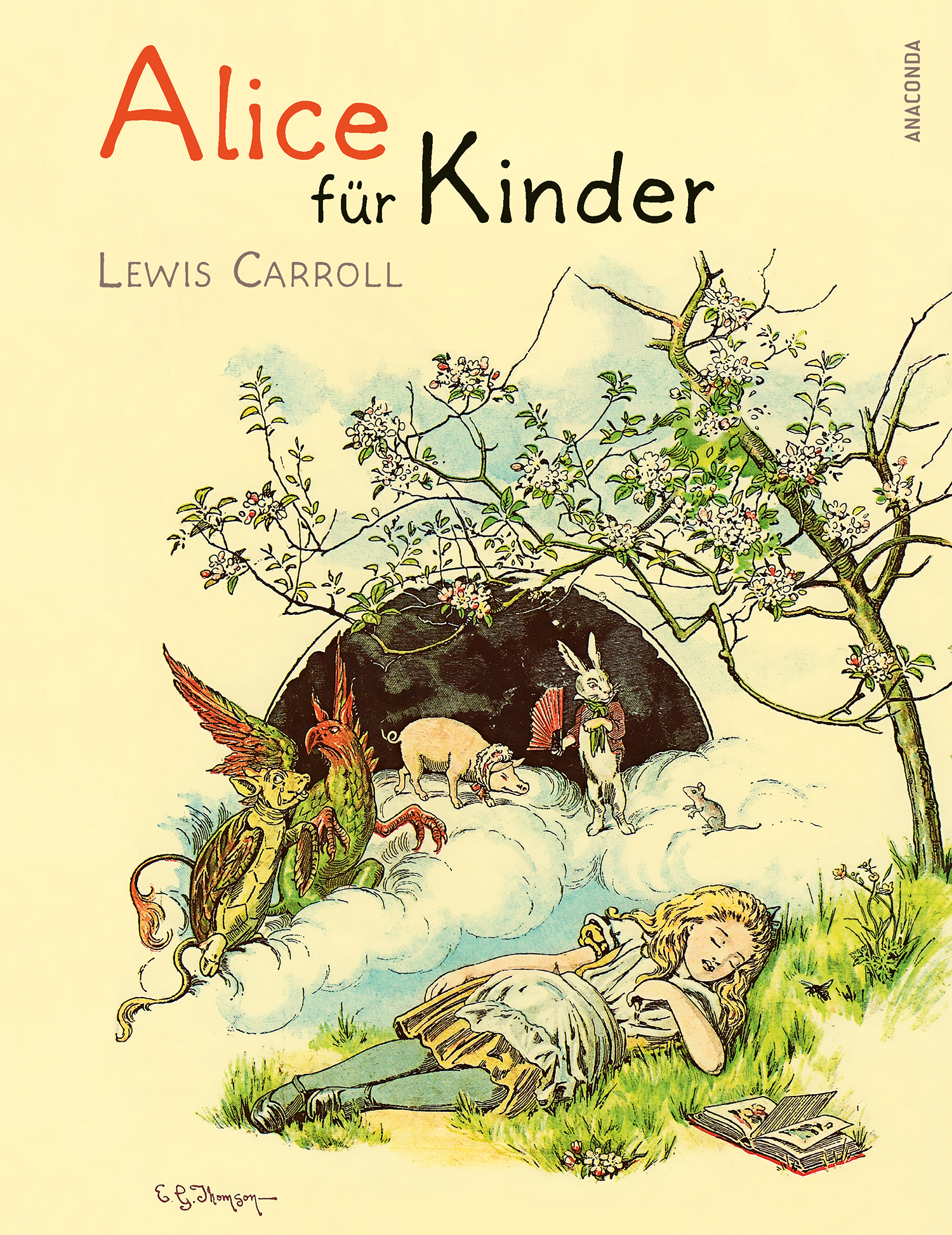 Lewis Carroll ~ Alice für Kinder 9783730601006