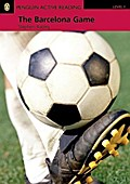 Penguin Active Reading 1: The Barcelona Game Book and CD-ROM Pack (Penguin Active Reading: Level 1)