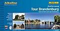 Bikeline Radtourenbuch Tour Brandenburg 1 : 75 000