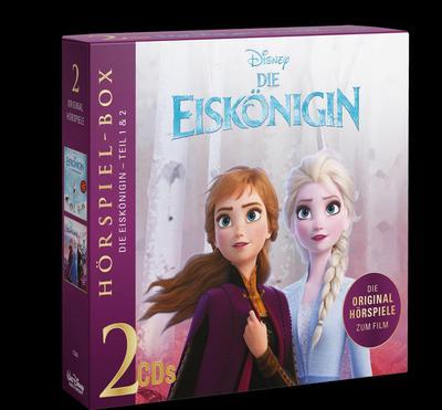 Disney Eiskönigin 1 + 2