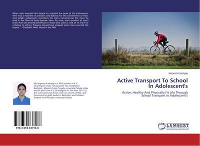 Active Transport To School In Adolescent's