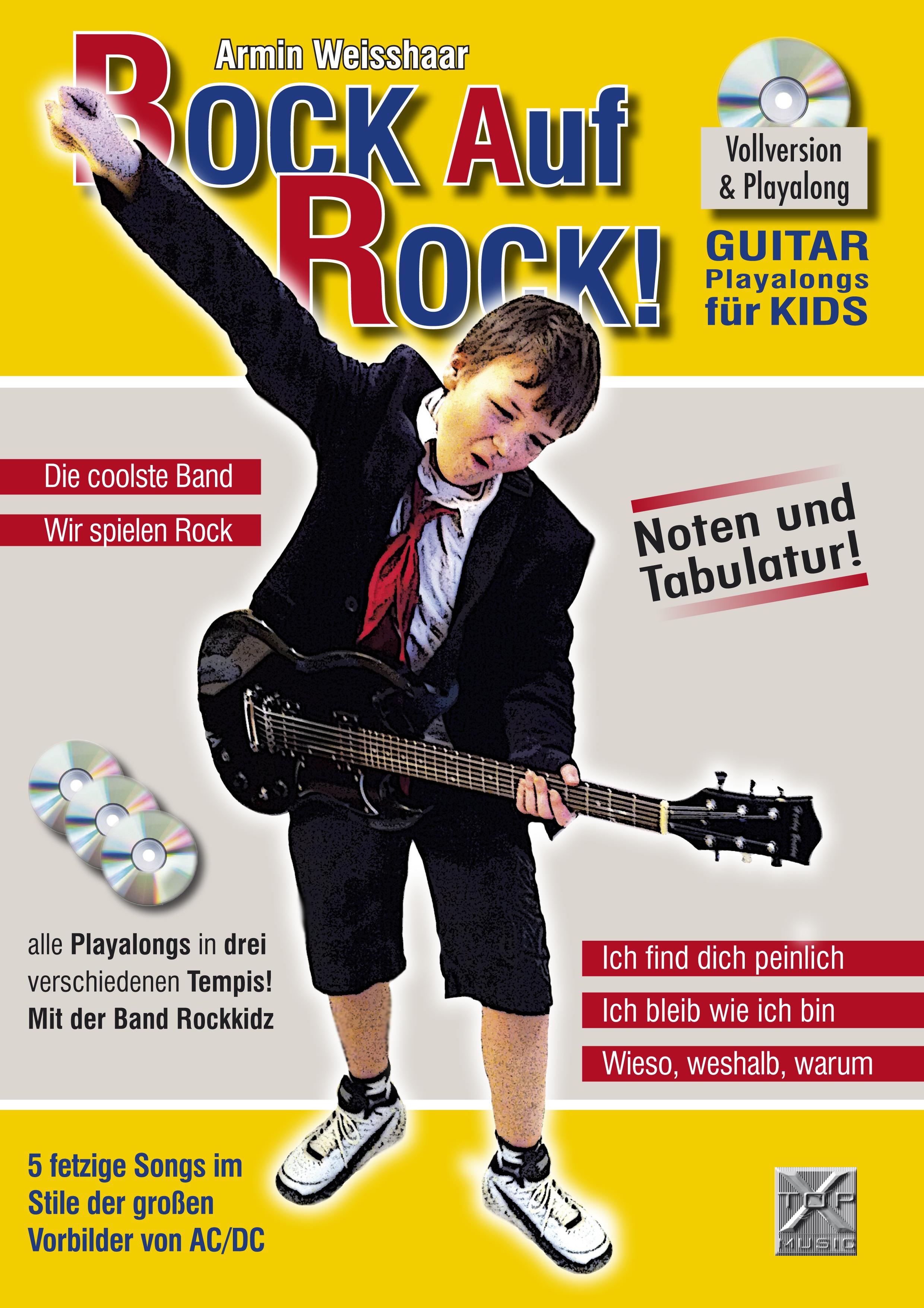 Bock auf Rock Armin Weisshaar