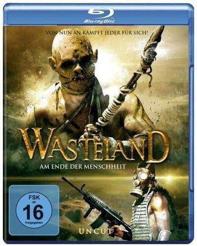 Wasteland - Am Ende der Menschheit