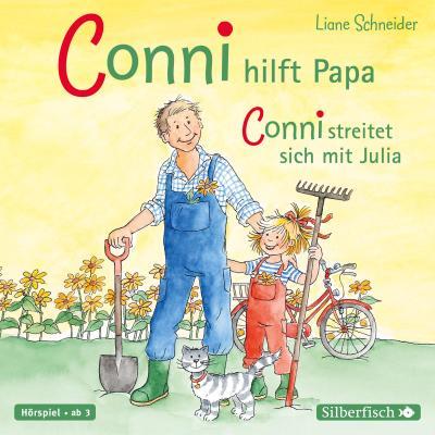 Conni hilft Papa / streitet sich mit Julia