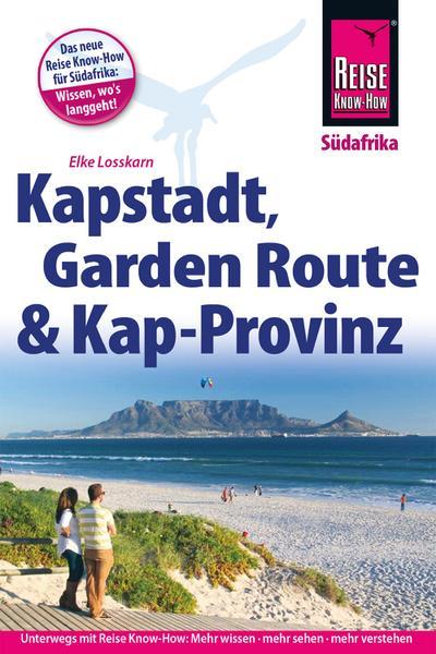 Kapstadt, Garden Route und KapProvinz (Reiseführer)