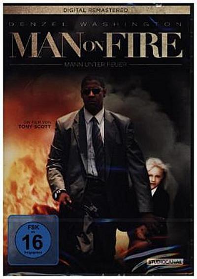 Mann unter Feuer. Digital Remastered