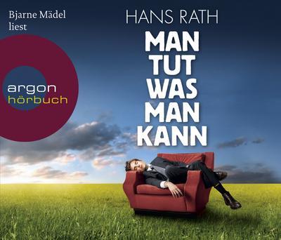 Man tut, was man..; 4 CD