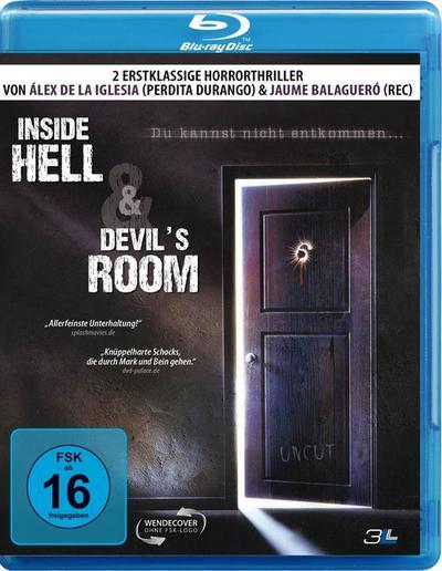 Inside Hell & Devils Room - 2 Disc Bluray