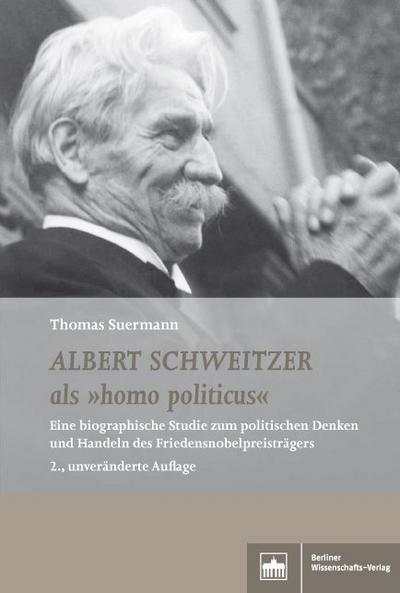 Albert Schweitzer als