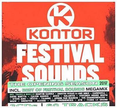 Kontor Festival Sounds 2017-The Opening Season