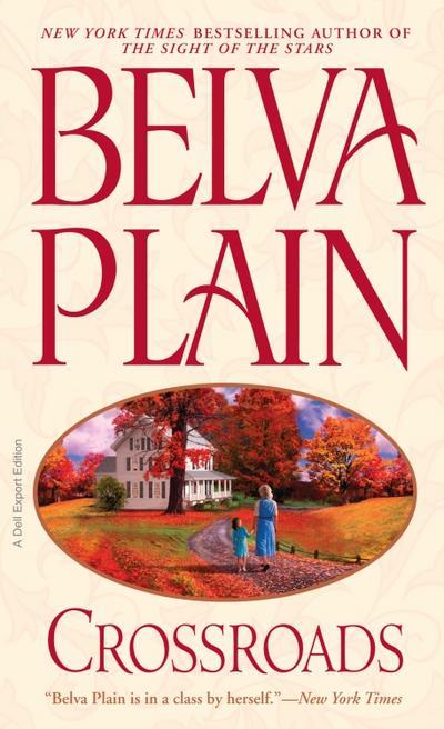 Crossroads - Delacorte Press - Taschenbuch, Englisch, Belva Plain, ,