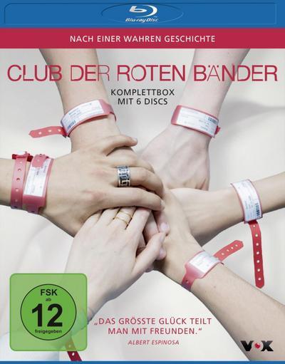 Club der roten Bänder - Komplettbox BD