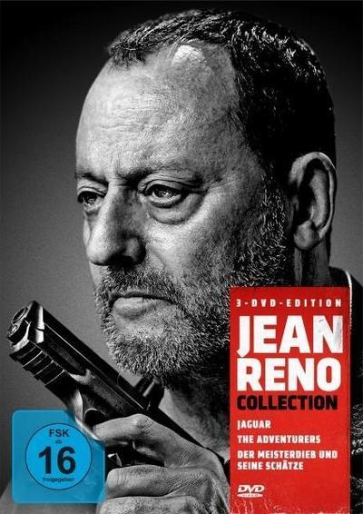 Jean-Reno-Collection, 3 DVD