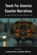 Teach For America Counter-Narratives