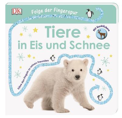 Folge der Fingerspur. Tiere in Eis und Schnee
