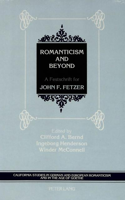 Romanticism and Beyond