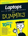 Laptops All-in-One Desk Reference For Dummies (For Dummies (Computers))