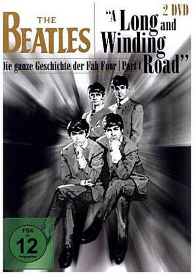 A Long and Winding Road [2 DVDs] - THE BEATLES - DVD, Deutsch, The Beatles, ,