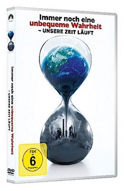 Immer noch eine unbequeme Wahrheit: Unsere Zeit läuft!, 1 DVD