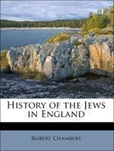 History of the Jews in England