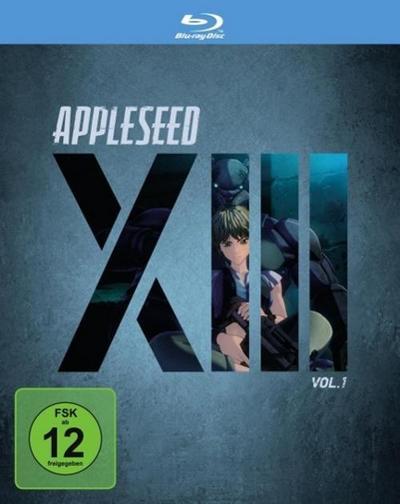 Appleseed XIII - Vol.1