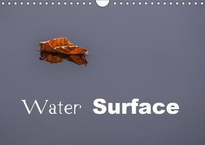 Water Surface (Wall Calendar 2019 DIN A4 Landscape)