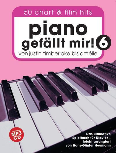 Piano gefällt mir!, m. MP3-CD. Bd.6