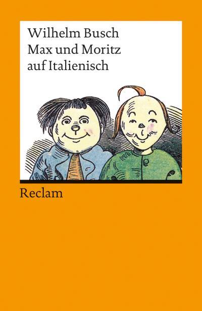 Max und Moritz auf Italienisch